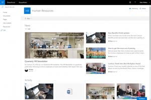 Sharepoint - Modern Team Sites