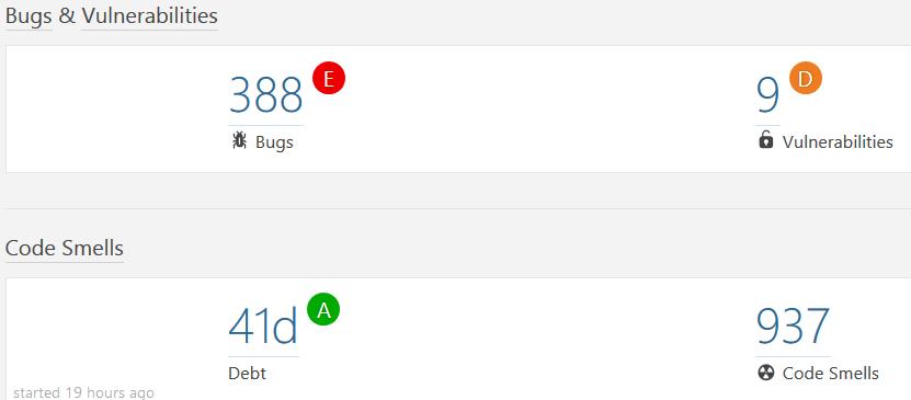 Bug & Vulnerability