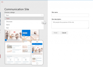 Communication Site