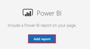 Add report