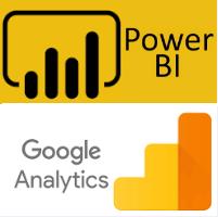 Power BI, Google Analytics