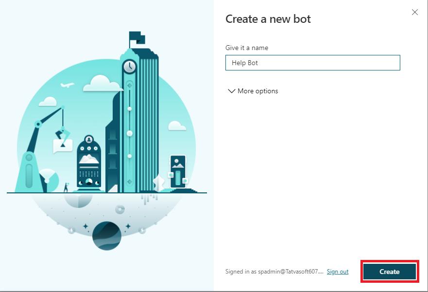 Create a new bot