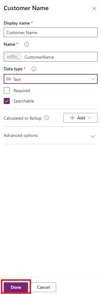 select its datatype