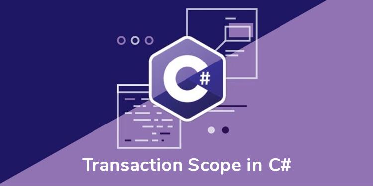 Transaction Scope in C#