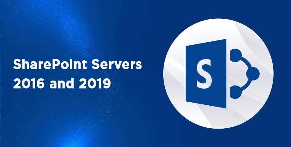SharePoint Farm Topology in 2016 & 2019 servers
