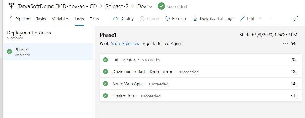 finally reach your release summary
