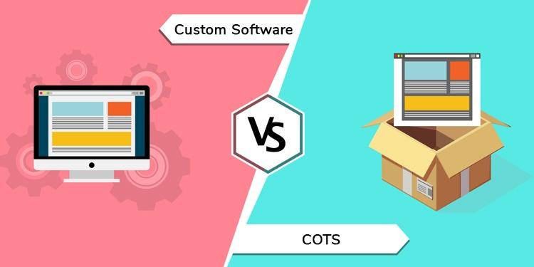 Custom software development Vs COTS