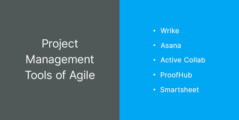 Project Management Tools of Agile