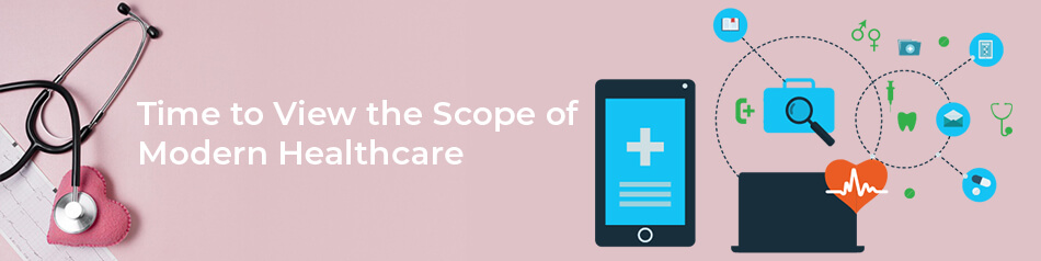 Time to View the Scope of Modern Healthcare