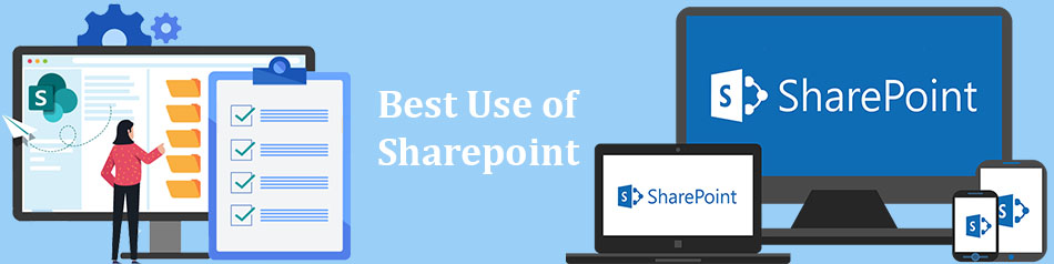 Top 9 Ways to Use SharePoint Effectively for your Business