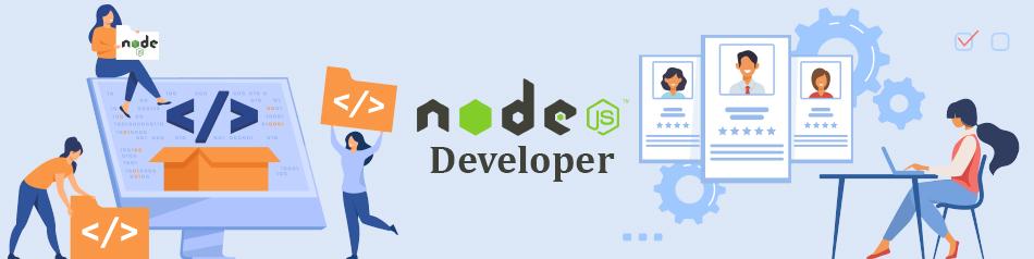 How to Hire a Node JS Developer?