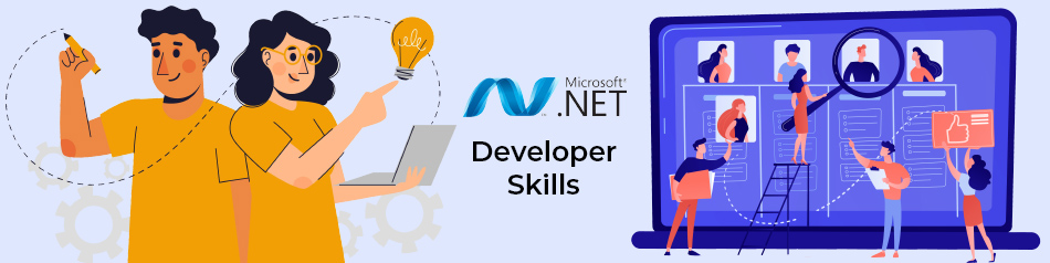 Top 7 .NET developer skills you must consider while hiring?
