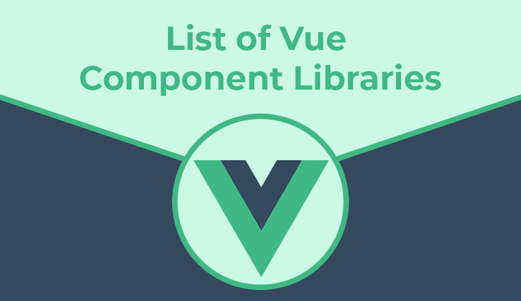 List of Vue component libraries