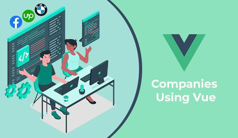 Top Companies using Vue